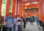 2018年度短期語学研修校外学習(京都)